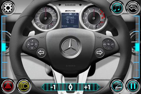 Silverlit Bluetooth RC Mercedes Benz SLS AMG - náhled