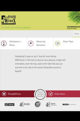 RMB Winex - náhled