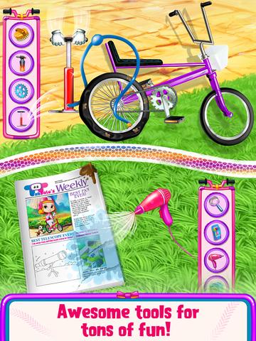 Ride My Bike - Meteor Shower screenshot 10