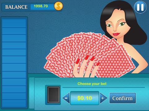 `Ace King Queen Hi Lo Card Poker Casino screenshot 6