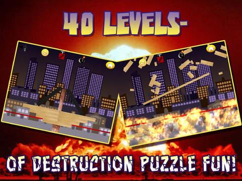 Demolition City - Wreck It All! screenshot 6