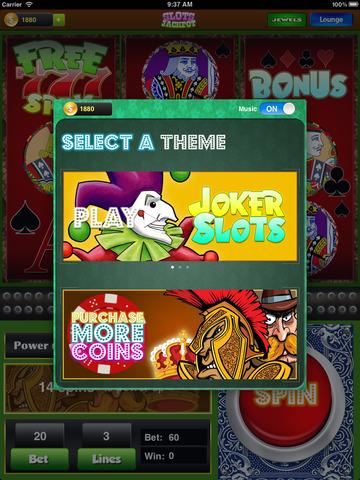 Slots Jackpot HD - Big Casino Craze screenshot 3