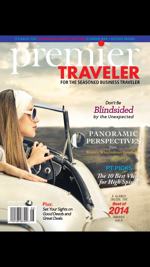 Premier Traveler screenshot 1