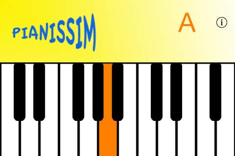 Pianissim - náhled