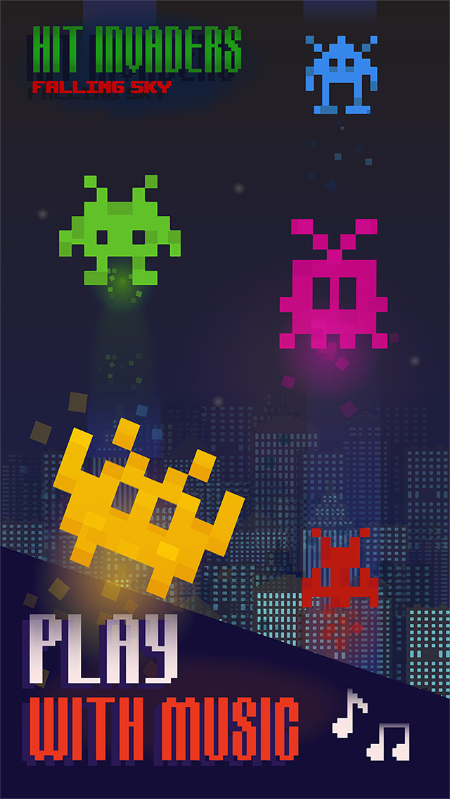 Hit Invaders screenshot 4