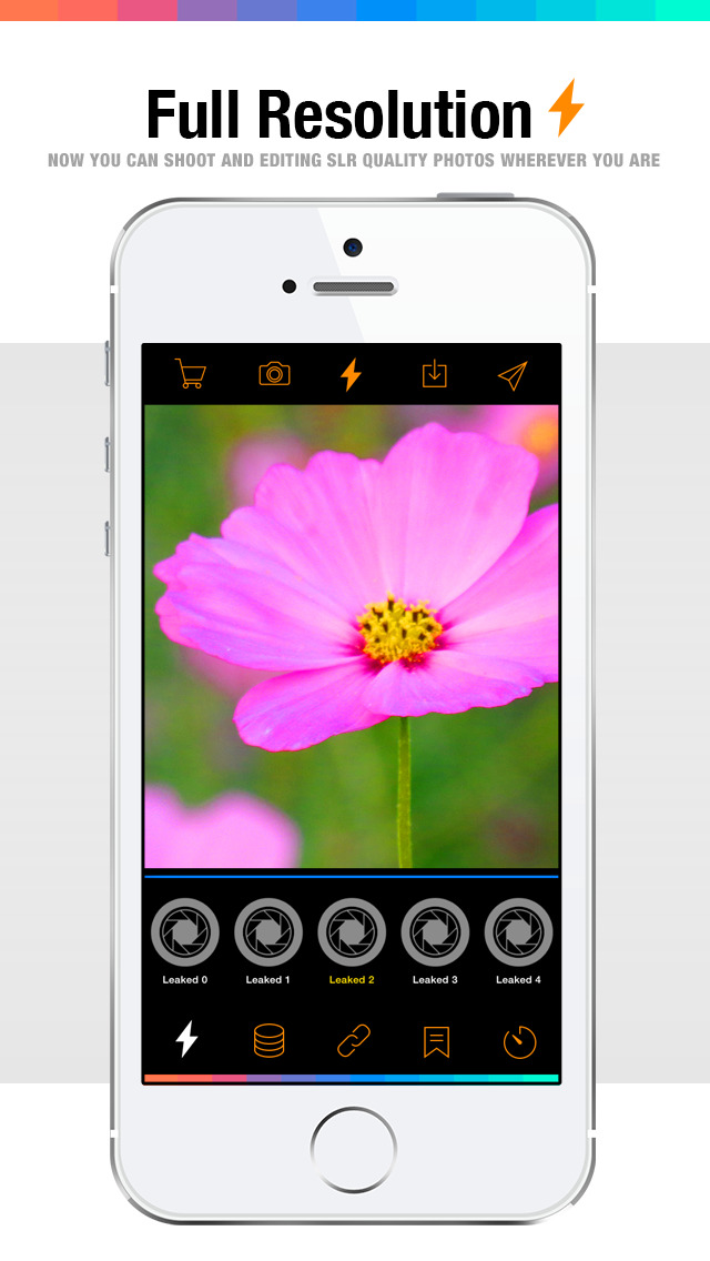 Flash 360 - camera effects plus photo editor screenshot 1