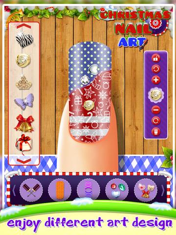 Christmas Nail Art screenshot 4