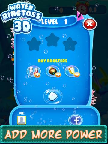 Water Ringtoss 3d screenshot 9