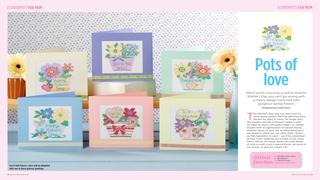 Cross Stitch Card Shop – how to cross stitch cards, cross stitch patterns, cross stitch embroidery screenshot 2