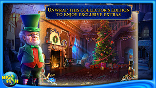 Christmas Stories: Hans Christian Andersen's Tin Soldier - The Best Holiday Hidden Objects Adventure Game (Full) screenshot 4