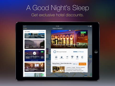 Expedia: Hotels, Flights & Car screenshot 8