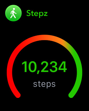 Stepz - Step Counter & Tracker screenshot 8