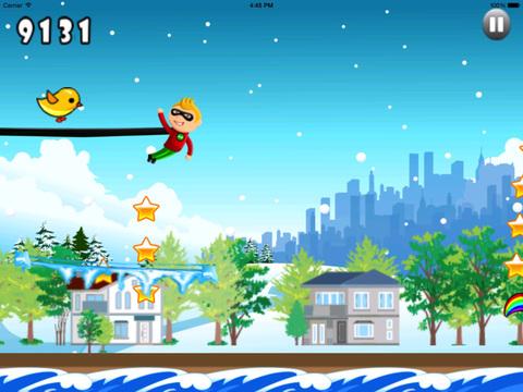 Steel Man Jump PRO screenshot 7