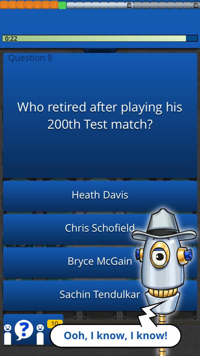 ICC Cricket World Cup 2015 Cricket Quiz screenshot 2