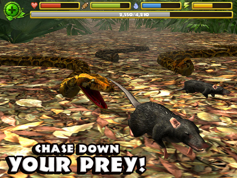 Snake Simulator screenshot 9