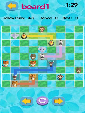 Jungle Jam Safari Strategy Game - Free Logic Test screenshot 8