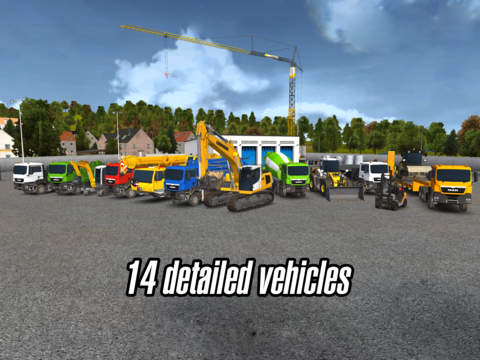 Construction Simulator 2014 screenshot 7