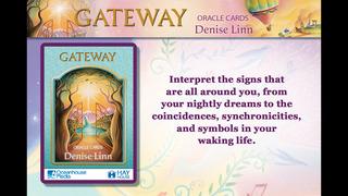Gateway Oracle Cards - Denise Linn screenshot 1