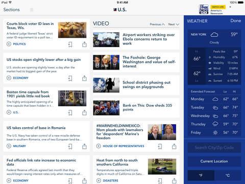 Fox News: Live Breaking News screenshot 10