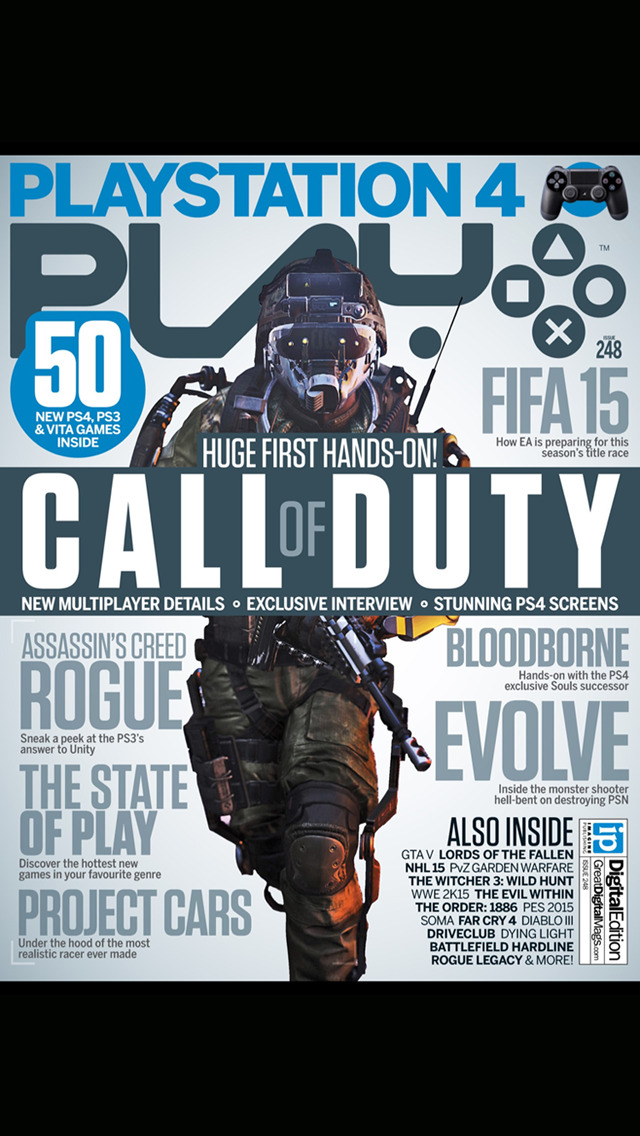 Play Magazine: The home of PS4, PS3 & PS Vita reviews, cheats and