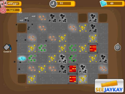 Block Miner - Dig and Destroy Game! screenshot 10