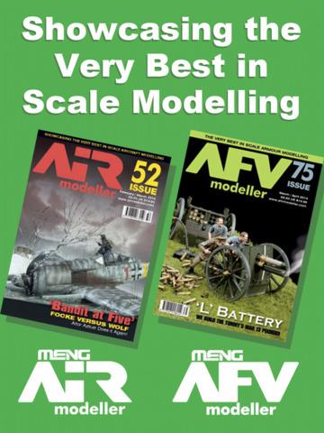 Meng AFV Modeller screenshot 3