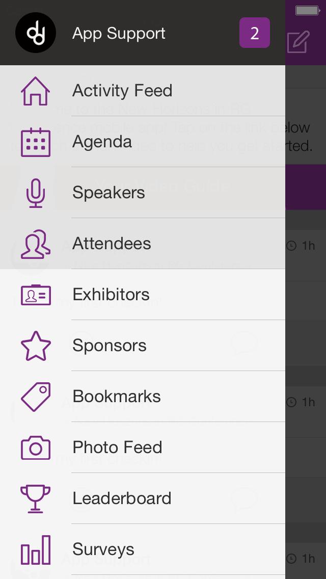 ENA Events screenshot 2