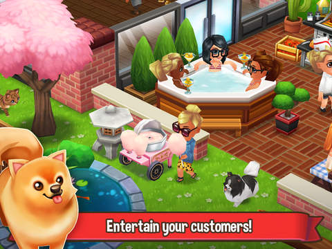 Food Street – Restaurant Game screenshot 8