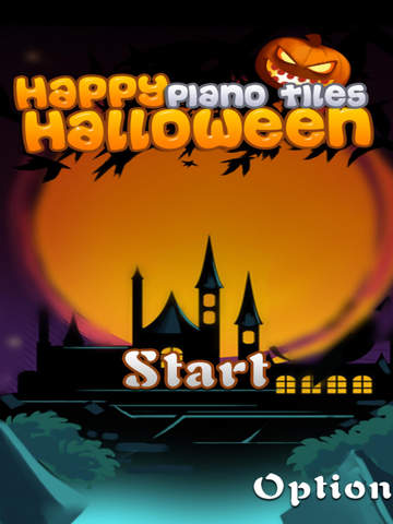 Piano Tiles: Halloween screenshot 6