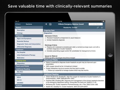 5-Minute Emergency Medicine screenshot 9