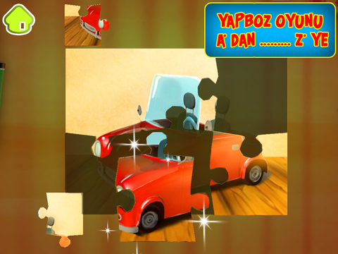 Eğlenceli Harfler ABC - 3 Boyutlu çocuk oyunu screenshot 9