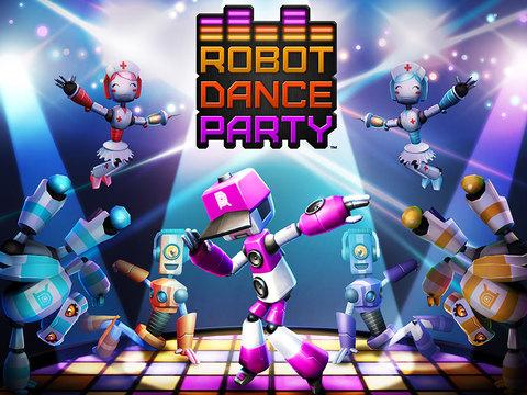 Robot Dance Party screenshot 5