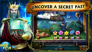 Dark Parables: Jack and the Sky Kingdom - A Hidden Object Fairy Tale screenshot 3