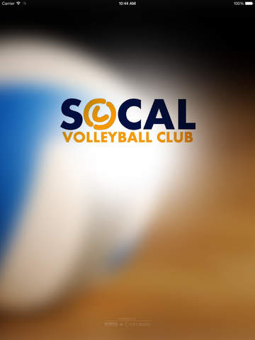 SoCal Volleyball Club screenshot #1