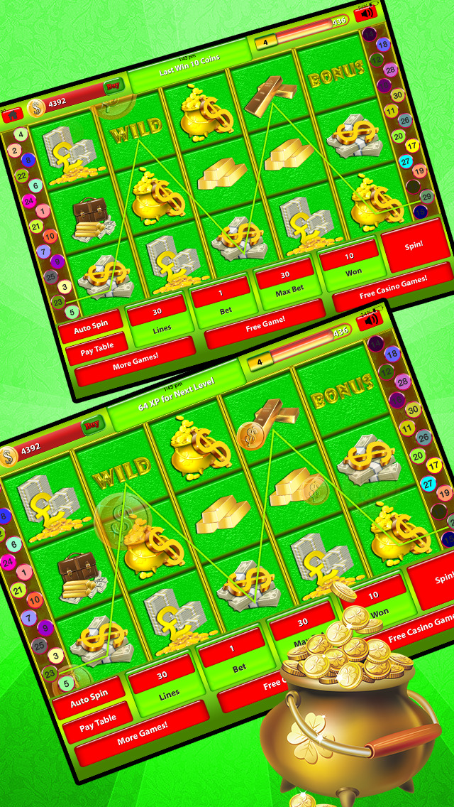 All Star Slots Fun screenshot 4