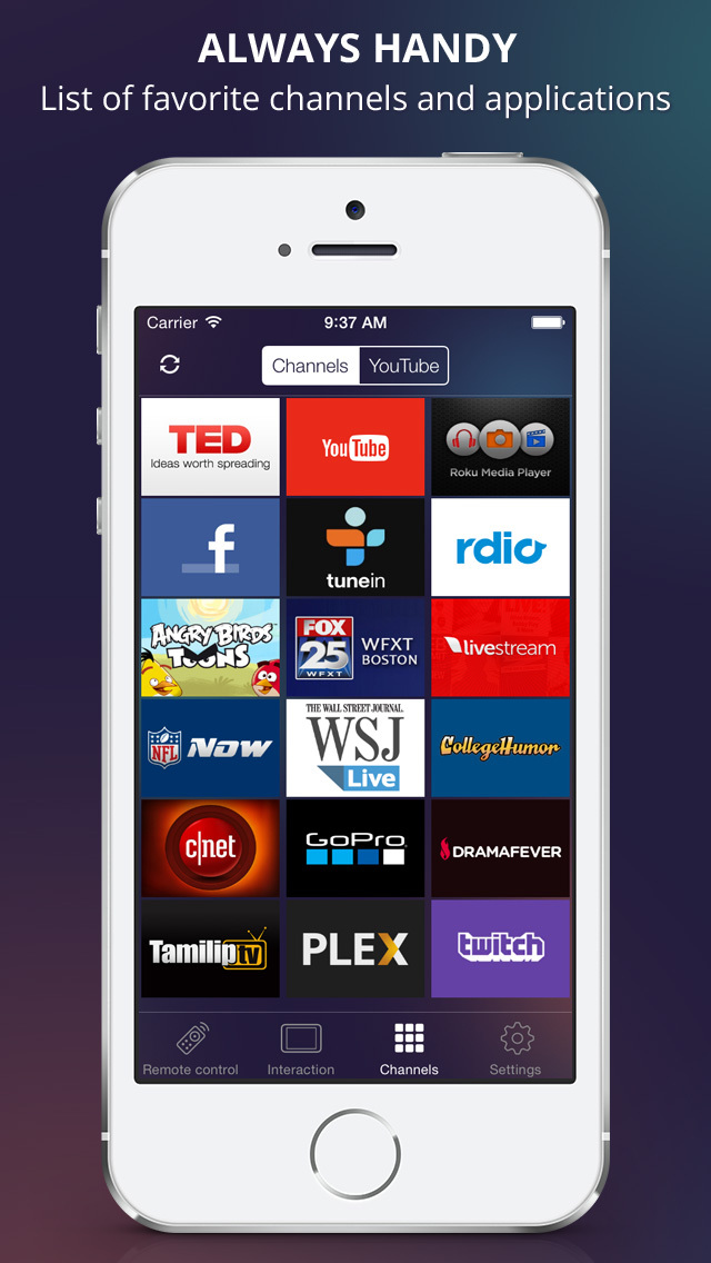 Rokie - Roku Remote screenshot 4