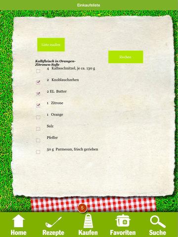 Diät-Rezepte - 7 Tage Schlank-Kur zum Abnehmen screenshot 10
