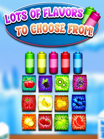 """ A AmazeBalls Candy Froyo Maker PRO – Customer Frozen Yogurt Creator screenshot 7"