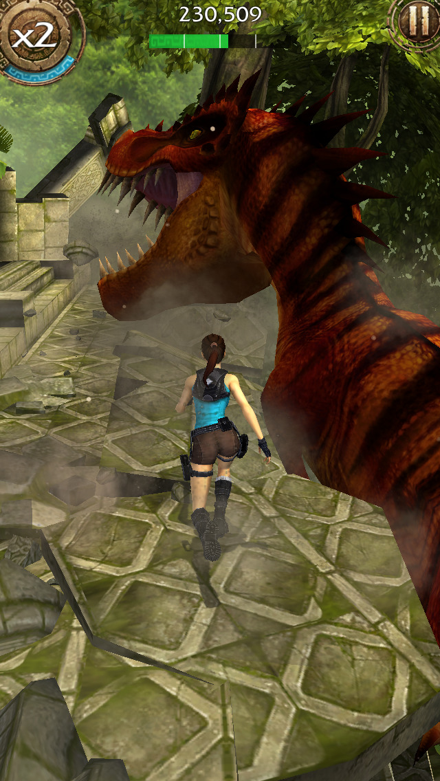 Lara Croft: Relic Run screenshot 5