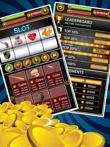 Gangsters Slot Casino Game screenshot 8