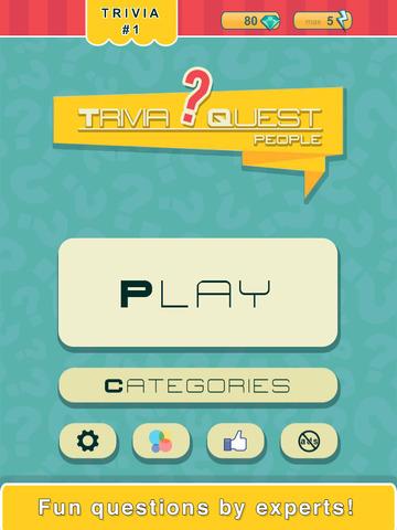 Trivia Quest™ People - trivia questions screenshot 8