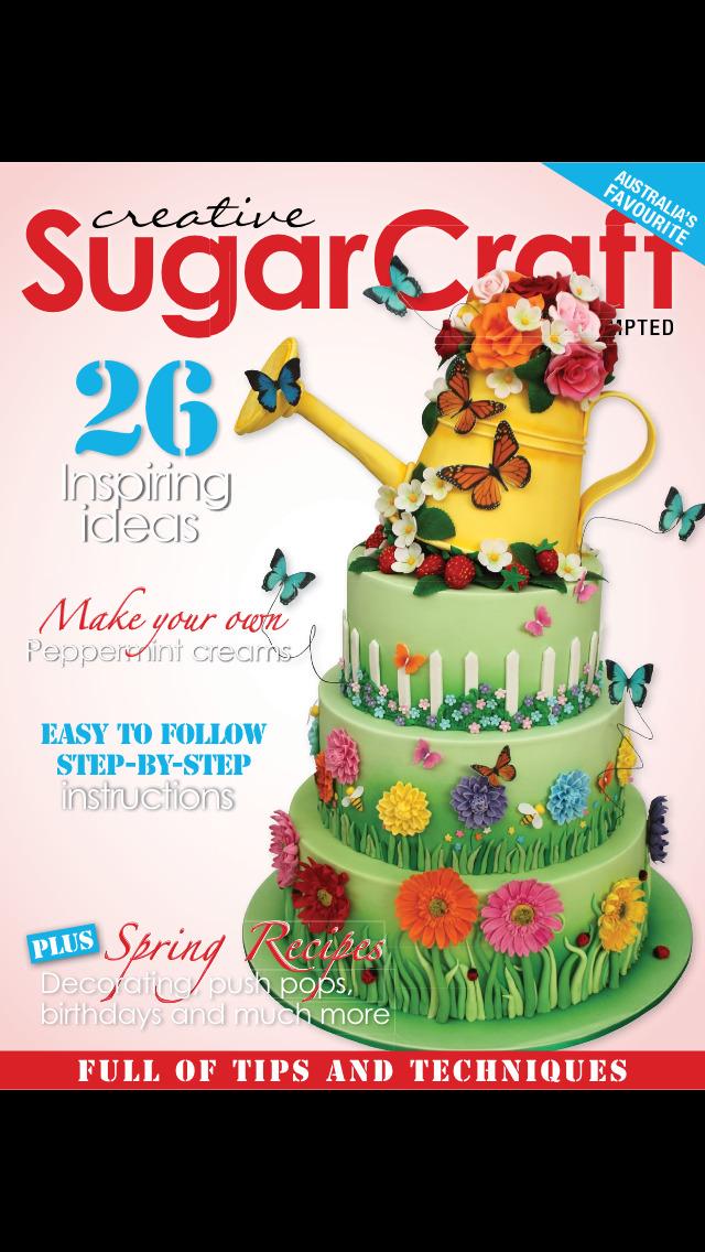 Creative Sugar Craft Magazine screenshot 1