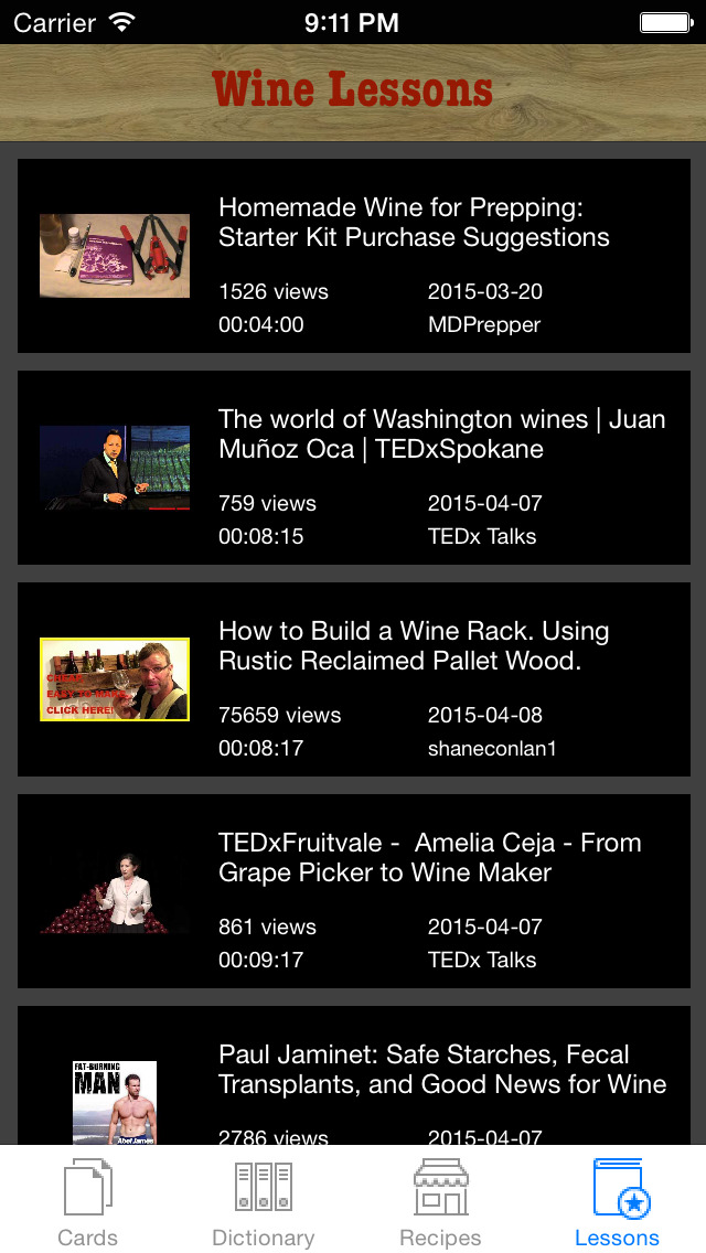 Wine Bible: Ratings with Notes,Pairing Assistant,Vintage Guide and Spectator screenshot 5