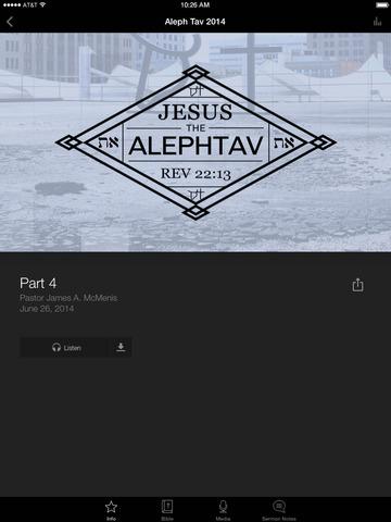 Word of God Ministries screenshot 6