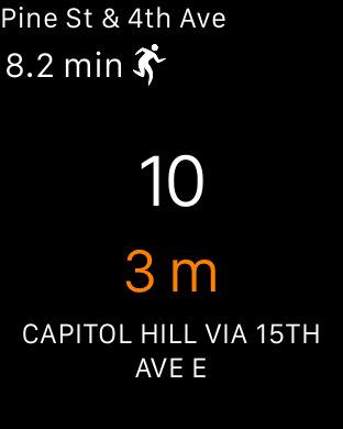 BusMe — Puget Sound Bus Departures screenshot 6