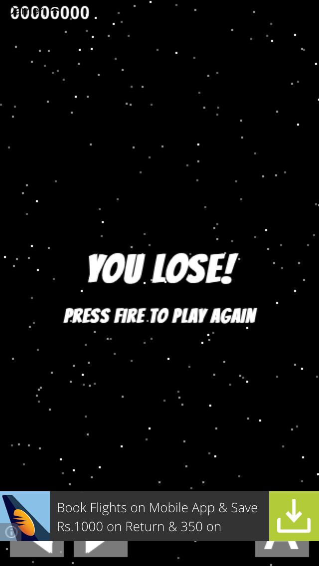 Alien Invasion 2015 : Galaxy on Fire screenshot 4
