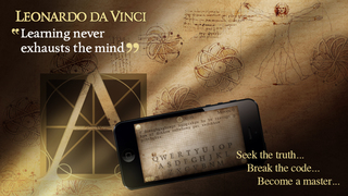 Next Quote - What's the Quote? Break the code & solve cryptogram to acquire the wisdom! screenshot 1