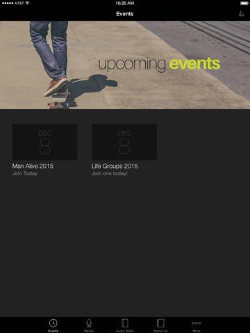 Oakhill App screenshot 4