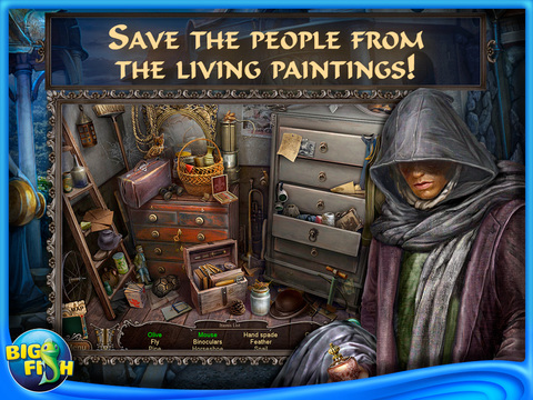 Order of the Light: The Deathly Artisan HD - A Hidden Object Game with Hidden Objects screenshot 2