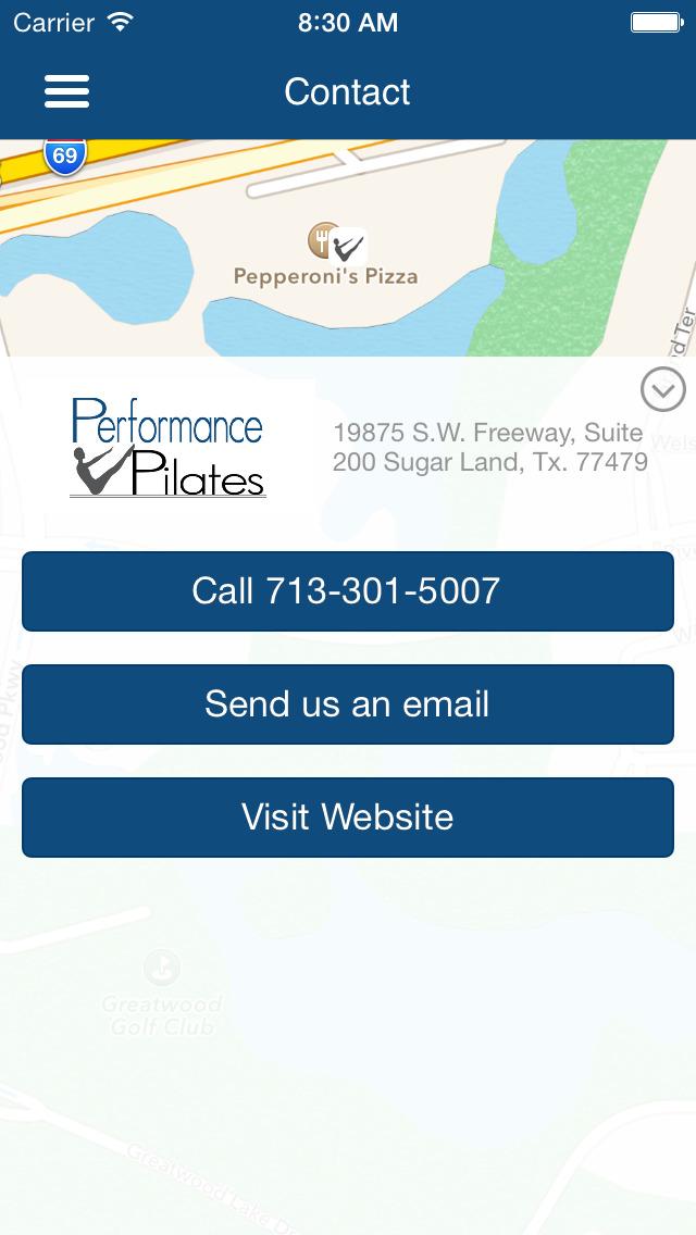 Performance Pilates screenshot #5